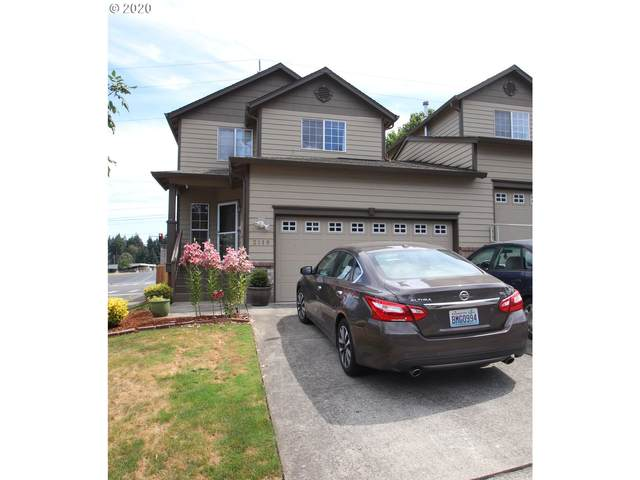 2119 NE 137TH Ct, Vancouver, WA 98684 (MLS #20285917) :: Premiere Property Group LLC