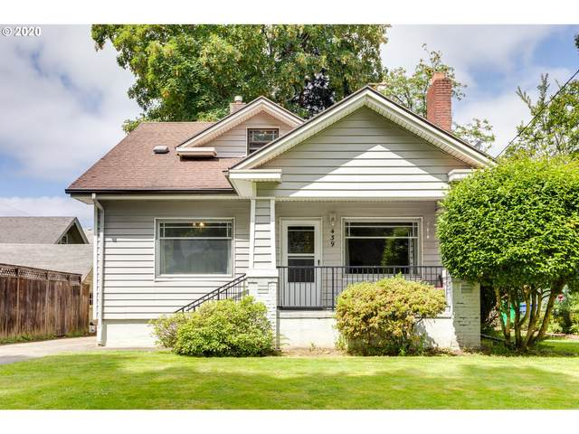439 SE 33RD Ave, Portland, OR 97214 (MLS #20286198) :: The Liu Group
