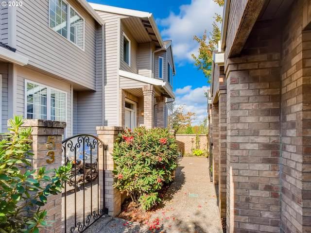 8230 SW Maxine Ln #52, Wilsonville, OR 97070 (MLS #20286773) :: Fox Real Estate Group