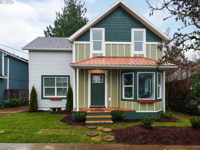 8945 N Bayard Ave, Portland, OR 97217 (MLS #20286802) :: Fox Real Estate Group