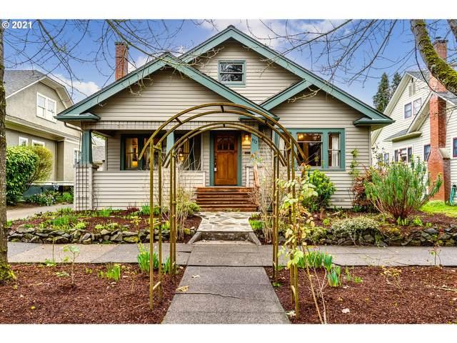 972 Madison St, Eugene, OR 97402 (MLS #20287113) :: Song Real Estate