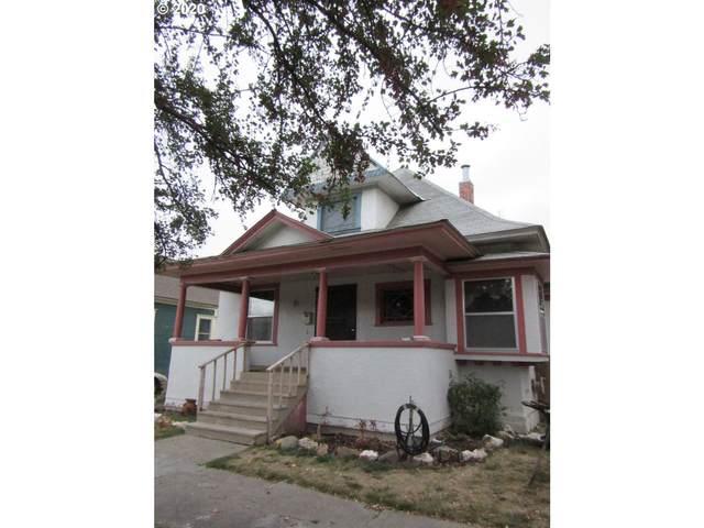 2434 Baker St, Baker City, OR 97814 (MLS #20287233) :: Song Real Estate