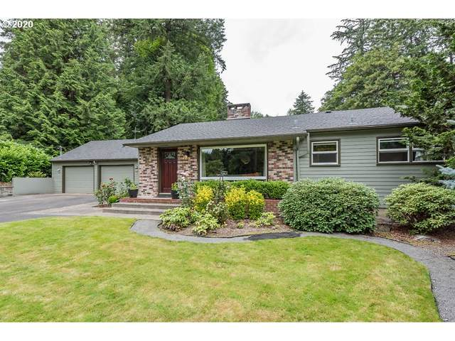830 SW Trillium Ln, Portland, OR 97219 (MLS #20287296) :: Song Real Estate