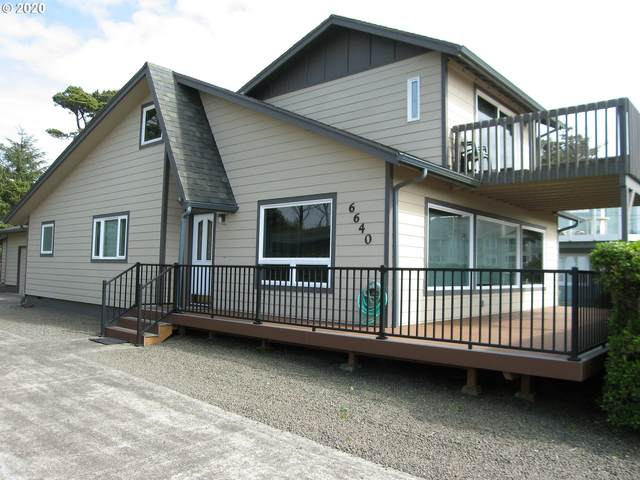 6640 Neptune Ave, Gleneden Beach, OR 97388 (MLS #20287571) :: Real Tour Property Group