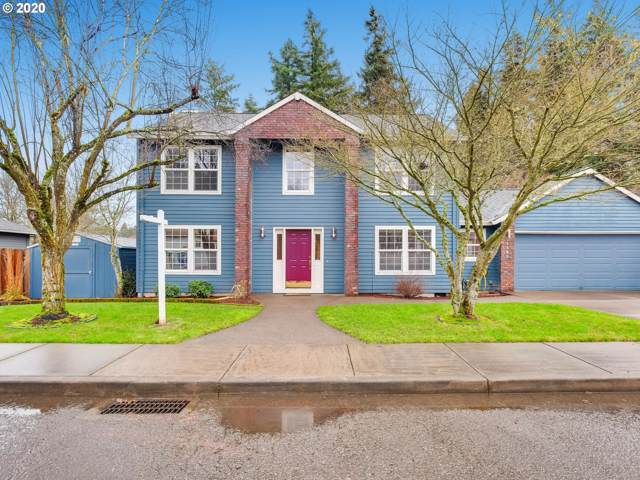 1582 NE 19TH Loop, Canby, OR 97013 (MLS #20287721) :: Fox Real Estate Group