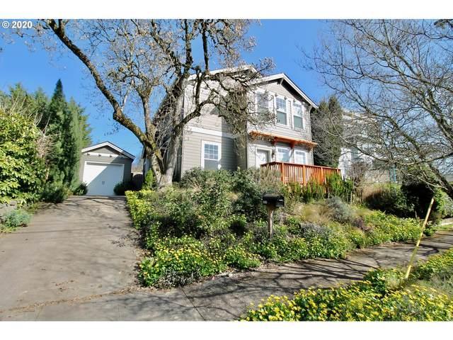 8927 N Willamette Blvd, Portland, OR 97203 (MLS #20287853) :: Lux Properties