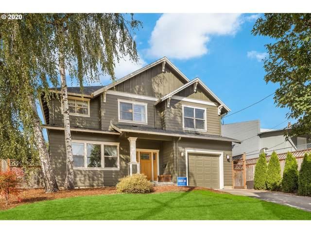 3815 SE Knapp St, Portland, OR 97202 (MLS #20288243) :: TK Real Estate Group