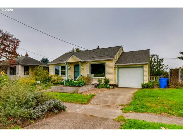 8821 N Foss Ave, Portland, OR 97203 (MLS #20288638) :: Change Realty