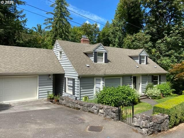 2705 SW English Ct, Portland, OR 97201 (MLS #20289445) :: Premiere Property Group LLC