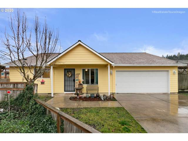 1444 SW Emily Dr, Mcminnville, OR 97128 (MLS #20289450) :: Change Realty
