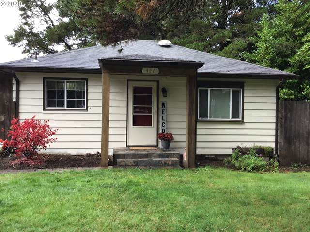 426 Ackerman Ave, Coos Bay, OR 97420 (MLS #20289473) :: Gustavo Group