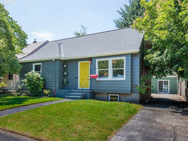 7015 N Greenwich Ave, Portland, OR 97217 (MLS #20289775) :: Holdhusen Real Estate Group