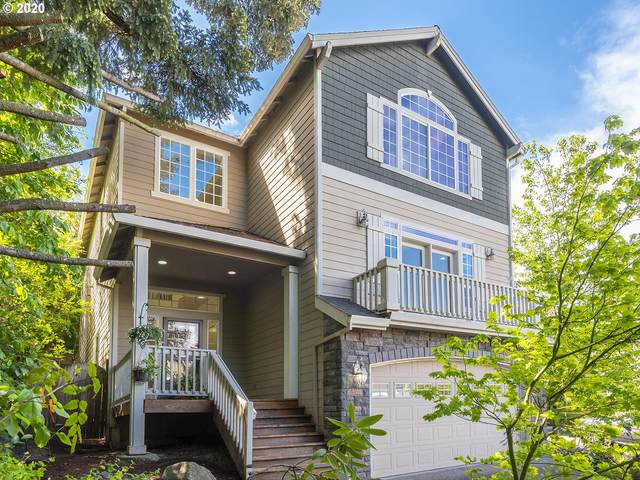17502 SW Kimmel Ct, Beaverton, OR 97007 (MLS #20290586) :: Next Home Realty Connection