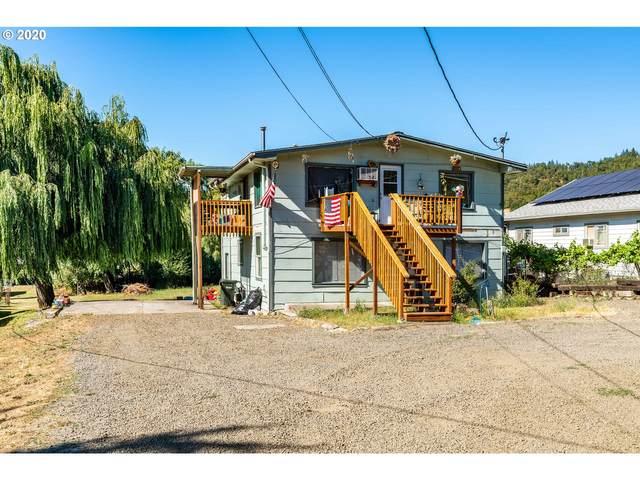 260 Pleasant Ave, Roseburg, OR 97470 (MLS #20291176) :: The Liu Group