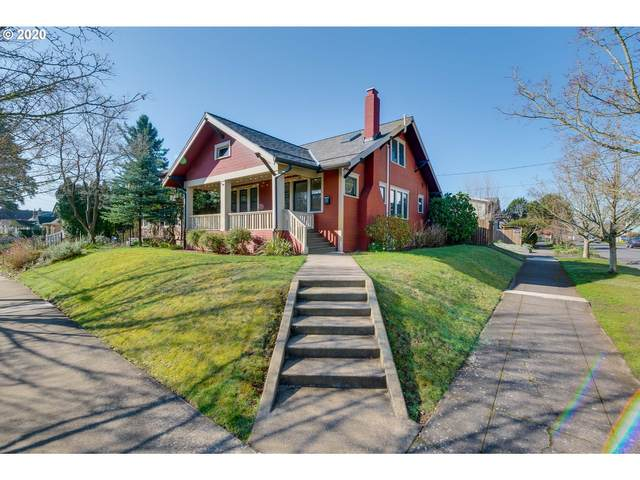 2845 NE 49TH Ave, Portland, OR 97213 (MLS #20291943) :: Homehelper Consultants