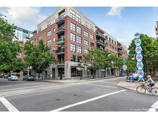 820 NW 12TH Ave #418, Portland, OR 97209 (MLS #20291988) :: Fox Real Estate Group