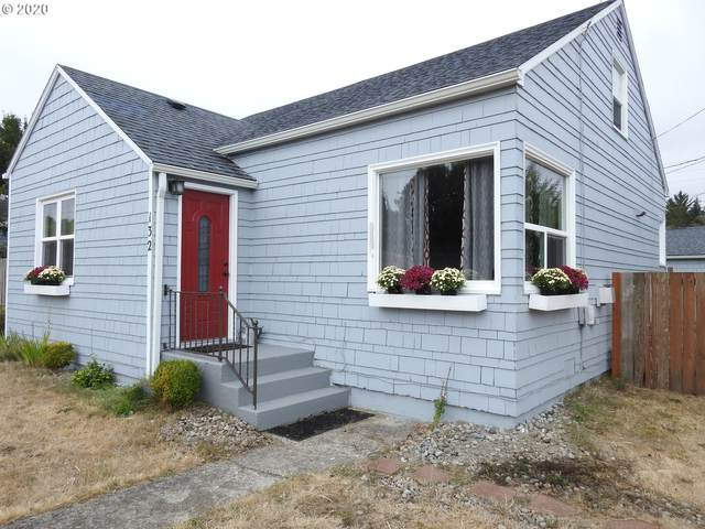 132 Main St, Ilwaco, WA 98624 (MLS #20292053) :: Townsend Jarvis Group Real Estate