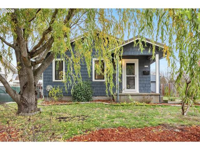 8935 N Leonard St, Portland, OR 97203 (MLS #20292263) :: Change Realty