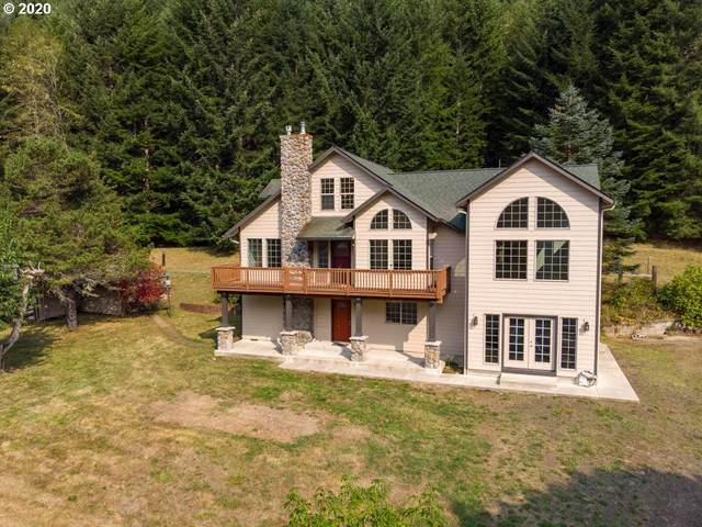 37840 Upper Nestucca River Rd, Beaver, OR 97108 (MLS #20292872) :: Fox Real Estate Group