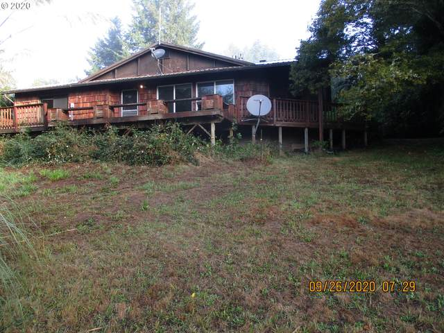 94445 Boone Creek Ln, Coos Bay, OR 97420 (MLS #20293062) :: Townsend Jarvis Group Real Estate