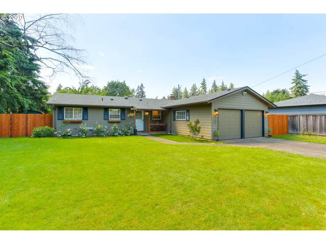 6729 SE 131ST Pl, Portland, OR 97236 (MLS #20293391) :: Song Real Estate