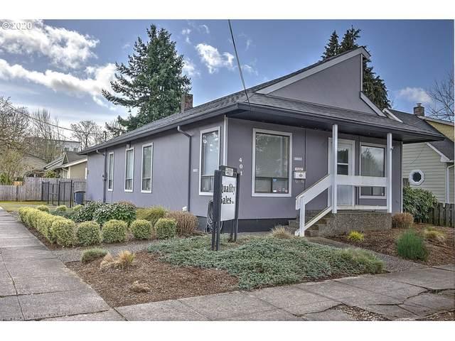 401 W 17TH St, Vancouver, WA 98660 (MLS #20293593) :: McKillion Real Estate Group