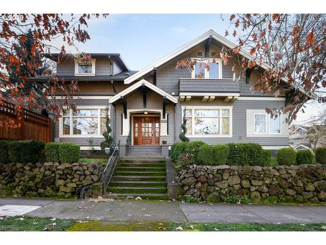 3610 NE Glisan St, Portland, OR 97232 (MLS #20293822) :: McKillion Real Estate Group