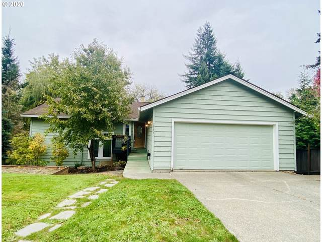 7725 SW Gentle Woods Dr, Tigard, OR 97224 (MLS #20293936) :: Next Home Realty Connection