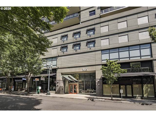 1025 NW Couch St #519, Portland, OR 97209 (MLS #20294984) :: Beach Loop Realty