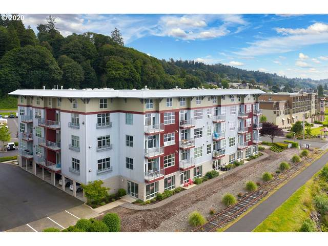 3930 Abbey Ln #406A, Astoria, OR 97103 (MLS #20295159) :: Song Real Estate