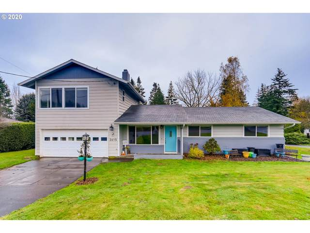 2615 SW Vacuna St, Portland, OR 97219 (MLS #20295234) :: Next Home Realty Connection