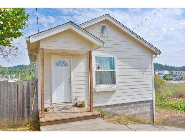562 N Birch St, Coquille, OR 97423 (MLS #20295542) :: Cano Real Estate