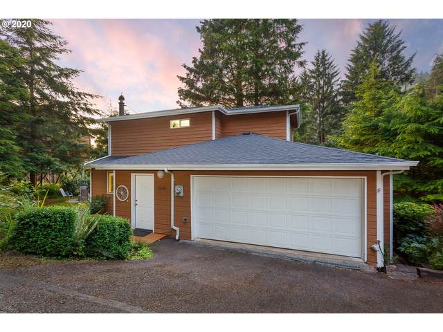 5440 South Fairway Rd, Neskowin, OR 97149 (MLS #20295671) :: The Liu Group