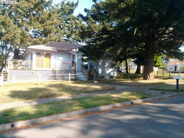 576 Pacific Ave, Coos Bay, OR 97420 (MLS #20295792) :: Townsend Jarvis Group Real Estate