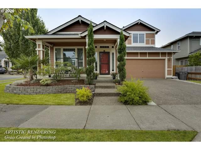 15394 SE Parktree Dr, Clackamas, OR 97015 (MLS #20295923) :: Lux Properties