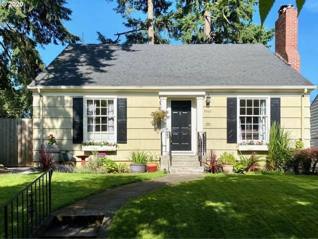 5849 NE 28TH Ave, Portland, OR 97211 (MLS #20296394) :: Beach Loop Realty