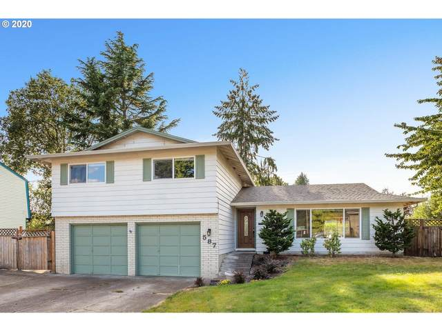 587 NE 19TH Ave, Hillsboro, OR 97124 (MLS #20296540) :: Next Home Realty Connection