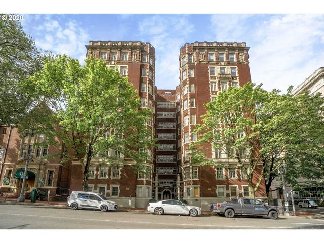 1209 SW 6TH Ave #704, Portland, OR 97204 (MLS #20296700) :: Premiere Property Group LLC