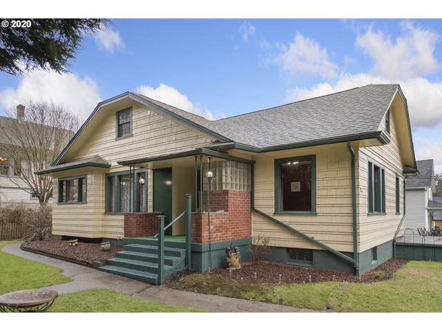 578 Clatsop Ave, Astoria, OR 97103 (MLS #20296716) :: Song Real Estate
