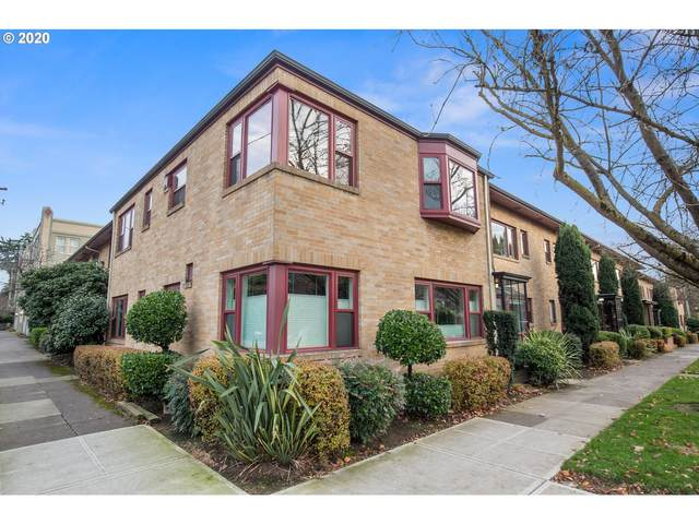 1436 NE 21ST Ave #26, Portland, OR 97232 (MLS #20297110) :: Next Home Realty Connection
