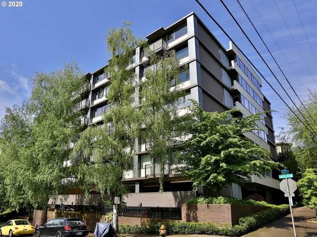 2020 SW Main St #304, Portland, OR 97205 (MLS #20297950) :: Holdhusen Real Estate Group