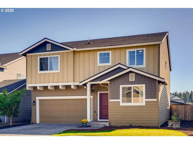12311 NE 109TH Way, Vancouver, WA 98682 (MLS #20297955) :: The Galand Haas Real Estate Team