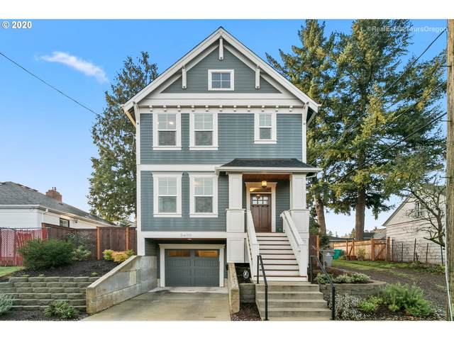 2470 NE Highland St, Portland, OR 97211 (MLS #20298286) :: Cano Real Estate