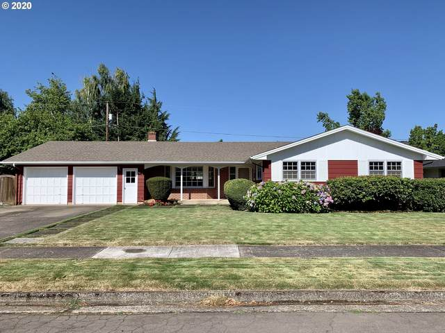 2818 Sarah Ln, Eugene, OR 97408 (MLS #20298966) :: Brantley Christianson Real Estate
