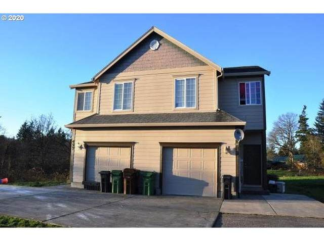 457 N 2ND St, St. Helens, OR 97051 (MLS #20299717) :: Holdhusen Real Estate Group