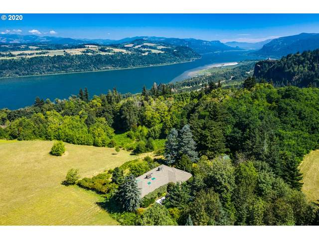 38909 E Hist Columbia River Hwy, Corbett, OR 97019 (MLS #20299901) :: Real Tour Property Group