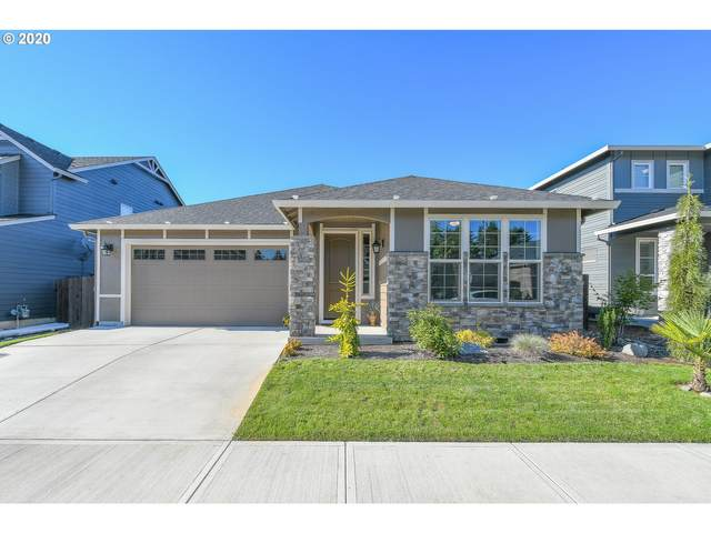 5206 NE 133RD St, Vancouver, WA 98686 (MLS #20299932) :: Fox Real Estate Group