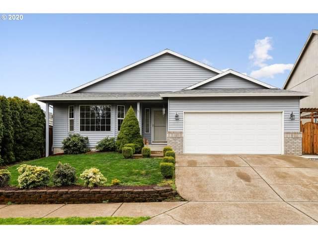13697 SE 139TH Ave, Clackamas, OR 97015 (MLS #20300371) :: Matin Real Estate Group