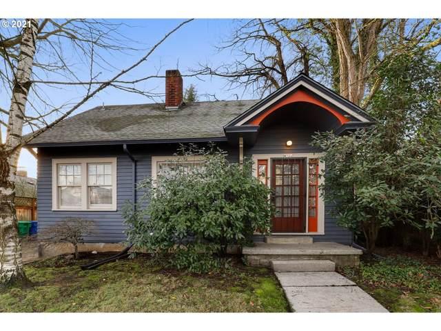 4522 SE Lincoln St, Portland, OR 97215 (MLS #20300877) :: Stellar Realty Northwest