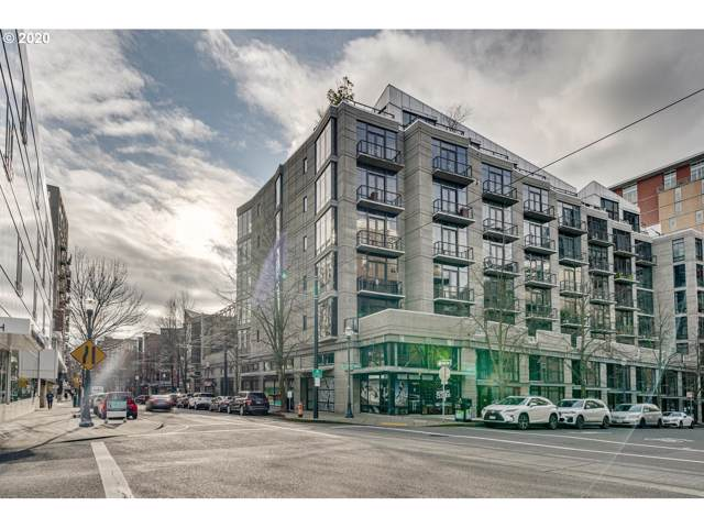 1030 NW 12TH Ave #518, Portland, OR 97209 (MLS #20300940) :: Change Realty